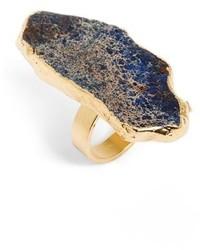 Anillo Azul Marino de Sole Society