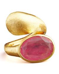 Anillo rosa de Yvel