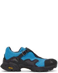 Roa Black Blue Minaar Sneakers