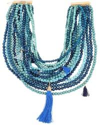 Etna beaded multi strand necklace medium 4418285