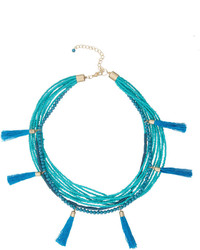 Mixit Mixit Beaded Necklace