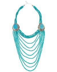 Night market long beaded necklace medium 4418283