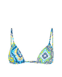 MC2 Saint Barth Janet Bikini Top