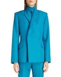 Balenciaga Tech Twill Blazer