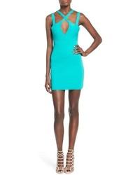 NBD Choose Me Strappy Body Con Minidress