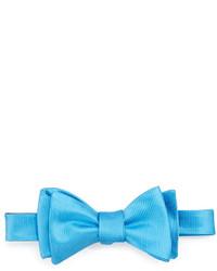 Aquamarine Bow-tie