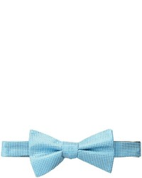 Tommy Hilfiger Textured Solid Pre Tied Bow Ties