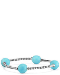 David Yurman 12mm Mustique Four Station Bracelet