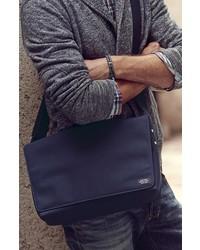 Jack Spade Site Cordura Messenger Bag Grey