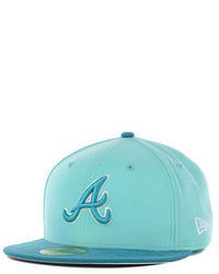 New Era Atlanta Braves Mlb Hyper Tint 59fifty Cap