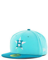 New Era Houston Astros Mlb Hyper Tint 59fifty Cap