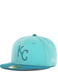 New Era Kansas City Royals Mlb Hyper Tint 59fifty Cap