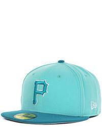 New Era Pittsburgh Pirates Mlb Hyper Tint 59fifty Cap