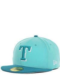 New Era Texas Rangers Mlb Hyper Tint 59fifty Cap