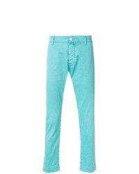 Jacob Cohen Straight Leg Trousers