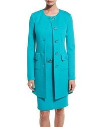 Aquamarine Coat