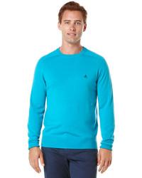 Original Penguin Wool Crew Neck Sweater