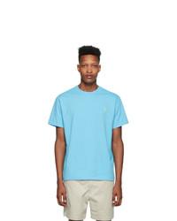 Polo Ralph Lauren Blue Crewneck T Shirt