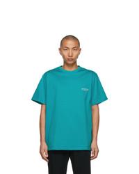 Wooyoungmi Blue T Shirt