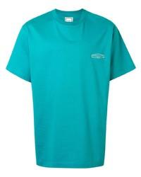 Wooyoungmi Oversized Logo Print T Shirt