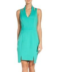 Adelyn Rae Adelyn R Cutout Body Con Dress