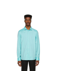 Ralph Lauren Purple Label Blue Oxford Shirt