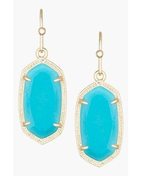 Kendra Scott Dani Stone Drop Earrings