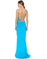 Aquamarine evening dress original 2187411