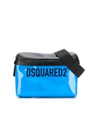 DSQUARED2 Laminated Belt Bag