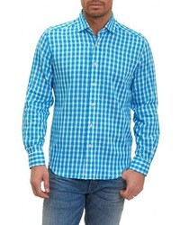 Robert Graham Freddie Tailored Fit Sport Shirt