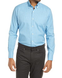Peter Millar Crown Soft Francis Plaid Shirt