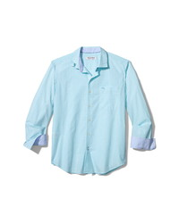 Tommy Bahama Newport Gingham Button Up Shirt