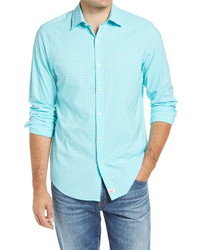 Vineyard Vines Slim Fit Wells Cooper Button Up Shirt