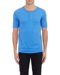 Goodlife Short Sleeve Henley