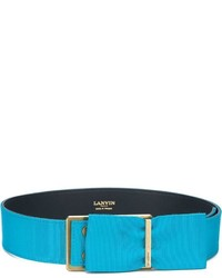 Lanvin Bow Buckle Belt