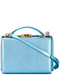 MARK CROSS High Shine Crossbody Bag