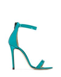 Marc Ellis Metallic Sandals