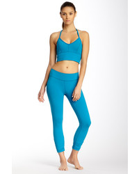 Beyond Yoga Ruched Crop Legging