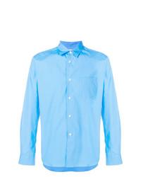 Comme Des Garçons Shirt Boys Back Print Shirt