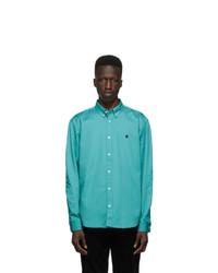 CARHARTT WORK IN PROGRESS Blue Madison Shirt