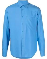 Sandro Paris Charlie Long Sleeved Shirt