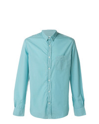 Officine Generale Front Button Shirt