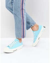Converse Chuck Taylor 70 Low Trainers In Blue