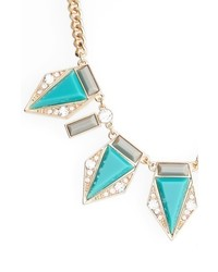 Triangle stone necklace medium 5267408