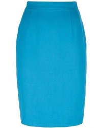DSquared 2 High Waisted Pencil Skirt