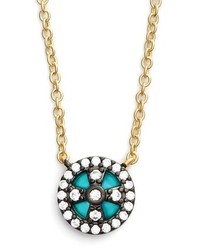 Freida Rothman Metropolitan Small Pendant Necklace