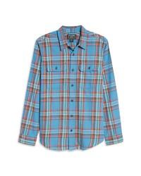Filson Scout Plaid Sport Shirt