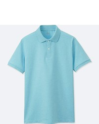 Uniqlo Dry Pique Short Sleeve Polo Shirt