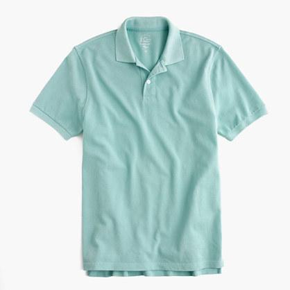 ef3e4c3bf J.Crew Slim Classic Piqu Polo Shirt, $39 | J.Crew | Lookastic.com