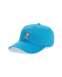Psycho Bunny Sunbleached Logo Ball Cap